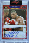 """MIKE TYSON """"IRON MIKE"""" 2021 LEAF PRO SET AUTO 74 99 [IN HAND, SHIPS NOW]"""