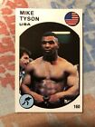 Mike Tyson Boxing Cards and Autographed Memorabilia Guide 9
