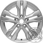 Used 17 Silver Replacement Alloy Wheel Rim for 2011 2015 Nissan Rogue