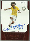 WILLIAN 2015-16 PANINI FLAWLESS PITCH PERFECT AUTOGRAPH RUBY ON CARD AUTO SP 15