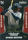 2013 Onyx Authenticated Platinum Prospects Series 1 Baseball Cards 8