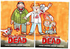 2012 Cryptozoic The Walking Dead Comic Book Trading Cards 12