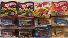HOT WHEELS VW Drag Bus RLC and convention lot of 8