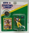 NFL Football Starting Lineup Flipper Anderson 91 Kenner Figure w/Collector Coin