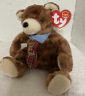 TY Beanie Baby ~ PAPPA 2004 Father's Day Bear #40065 New & Retired
