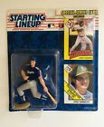 JOSE CANSECO Texas Rangers Starting Lineup Kenner MLB 1993 Figure & 2 Cards(New)