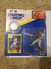 NEW RARE Starting Lineup BARRY BONDS Pirates 1991 Figure with Coin and Card