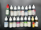 Stampin Up REINKERS Ink Stamp Pad Refills Lot of 17 + 2 Ink Pads