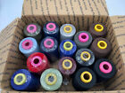 CLEARANCE SALE 16 Big Spools Serger Sewing Machine Thread T27 S2 Assorted Colors