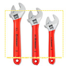 Adjustable Cushion Grip Wrench Set Combo 3 Piece