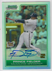 Prince Fielder Cards, Rookie Cards and Autographed Memorabilia Guide 18