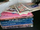 LOT 15 Quilting Singer by Machine Book Many Art Pattern Design PBS Patchwork