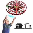 IOKUKI Hand Operated Mini Drones for Kids and Adults with Toy Gun Remote Co