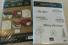 Stampin Up Timeless Tidings Project Kit Christmas Cards PLUS STAMP SET