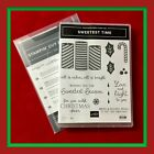 Stampin Up SWEETEST TIME Stamp Set  SWEETEST BORDERS Dies dies are new