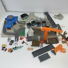 Micromachines buildingsVehicles and other miscellaneous