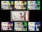 Ernie Banks 2014 Topps Tribute Auto Cubs HOF On Card Autograph #33 45 Pink WOW