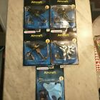 Maisto Kid connection Aircraft 15061 1601 lot of 5