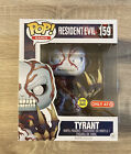 Funko Pop! Games Resident Evil Tyrant #159 Target Exclusive Glow in the Dark