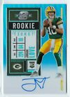 2020 Panini Contenders Optic Football Cards - Rookie Ticket SP/SSP Info Added 25