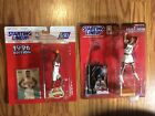 Starting Lineup Allen Iverson 1996 extended action first SLU Figures Lot w/ 1998