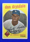 Don Drysdale Cards and Autographed Memorabilia Guide 16