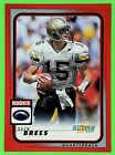 Top Drew Brees Rookie Cards to Collect 37