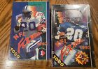 (Lot of 2) 1992 Wild Card NFL Football Series 1 and 2 Box Factory Sealed 36 Pack