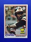 Eddie Murray Cards, Rookie Cards and Autographed Memorabilia Guide 5
