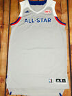 100% Authentic Adidas 2017 NBA All Star Game Issued Jersey SZ XL Blank West Pro