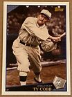 Top 10 Ty Cobb Baseball Cards of All-Time 25