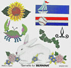 VARIETY 102 Embroidery Card for Bernina Deco Baby Lock Brother Simplic pes