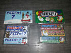 PEZ Convention PEZFEST 7 and 8 Candy Packs RARE Lot of Two 3-Packs Ithica, MI
