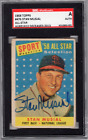 Stan Musial Cards - A Career on Cardboard 25