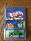 1983 Vintage Hot Wheels Real Riders Green Pavement Pounder Malaysia GYW