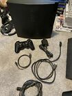 ps3 slim CECH-3003A 160GB charcoal black used