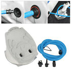 Portable Bellows Foot Air Pump Inflator for Inflatable Boat Canoe Pool Toy