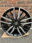 LAND RANGE ROVER SPORT SVR STYLE 22 INCH ALLOY WHEEL DEFENDER DISCOVERY VOGUE
