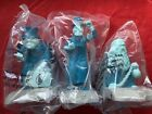 Disneyland Light Up 50th Haunted Mansion 3 Hitchhiking Ghost Sipper popcorn Set