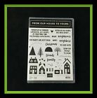 Stampin Up FROM OUR HOUSE TO YOURS Stamp Set of 33 pieces NEW