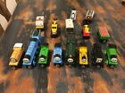 Thomas the Train  Friends Lot of 17 Pieces Wooden Railway Tank Engine