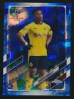 2020-21 Topps Chrome Sapphire Edition UEFA Champions League Soccer Cards 19