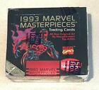 1993 Skybox MARVEL MASTERPIECES FACTORY SEALED Box from Factory CASE