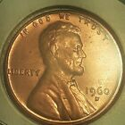 1960 D Lincoln Cent CONECA DDO 001 Double die  FS 101