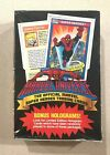 1990 Impel MARVEL UNIVERSE Factory Sealed Box Series 1