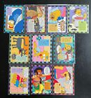 The Simpsons Series 2 Smell-O-Rama Chase Card Set of 10 SkyBox Bongo 1994