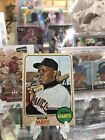 Top 10 Willie Mays Baseball Cards 30