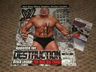 Brock Lesnar Cards, Rookie Cards and Autographed Memorabilia Guide 102