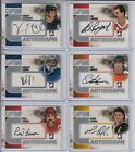 2011-12 In the Game Captain-C Hockey Cards 26