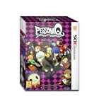 Persona Q The Wild Cards Edition 3DS DAMAGED  WITHOUT 3DS CASE SEE PICS